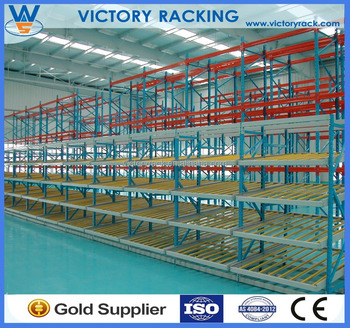 Carton Slide Rail Roller Flow Rack For Pallet Racking Storage System - Buy  Carton Flow Rack,Carton Slide Roller Flow Rack,Carton Slide Rail Roller