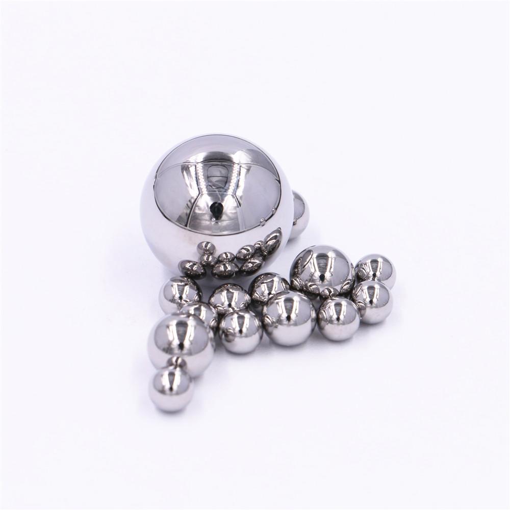 "12.7mm  1//2/""  G16 Grade Hardened Carbon Steel Loose Bearing Balls 5 pcs"