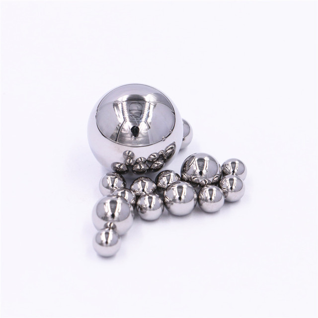 "QTY 200 6.35mm 1//4/"" Loose Bearing Ball Hardened Carbon Steel Bearings Balls"