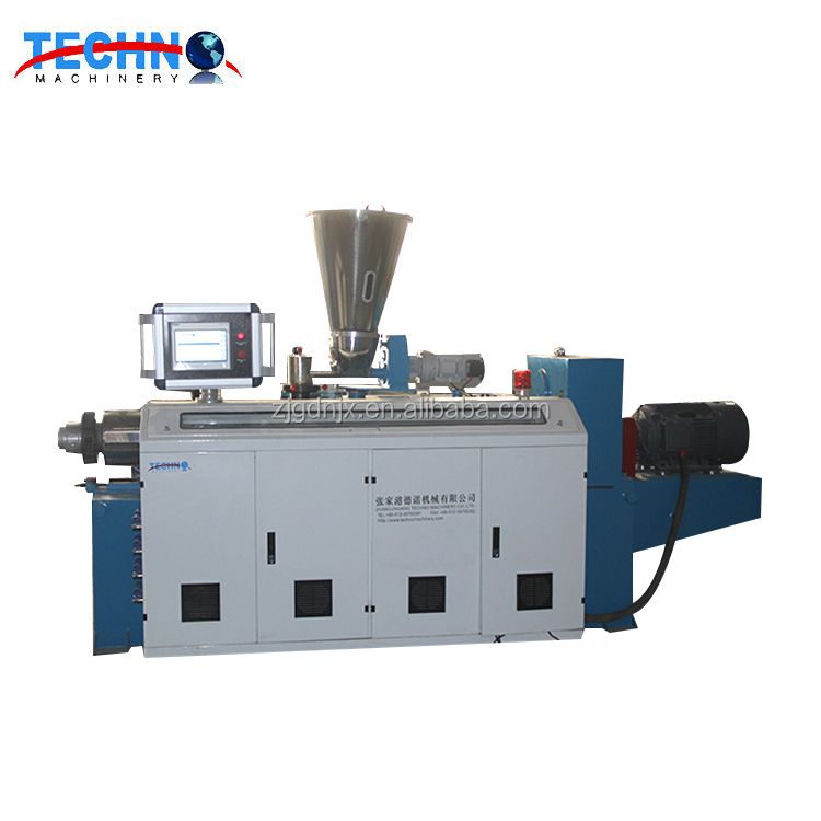 Fully Automatic High Speed Pvc Profile Extrusion Line Plastic Machine