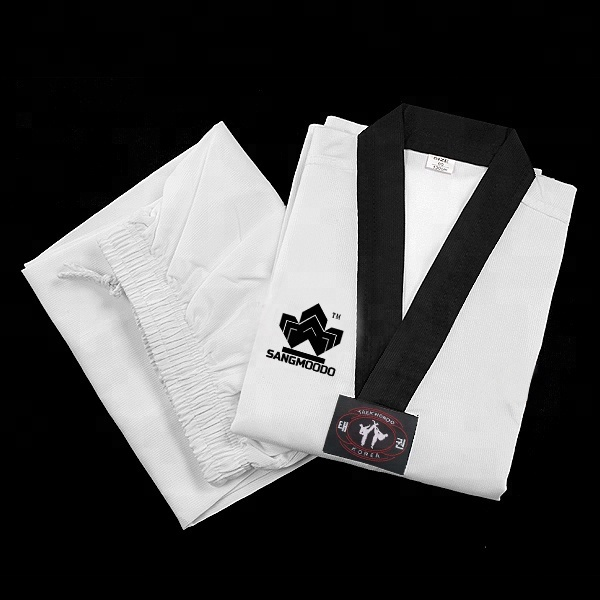 Vechtsport training uniformen custom taekwondo uniform