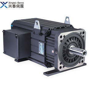 3-phase ac servo motor for injection plastic machine
