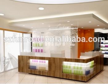 retail shop counter reception desk display table design buy