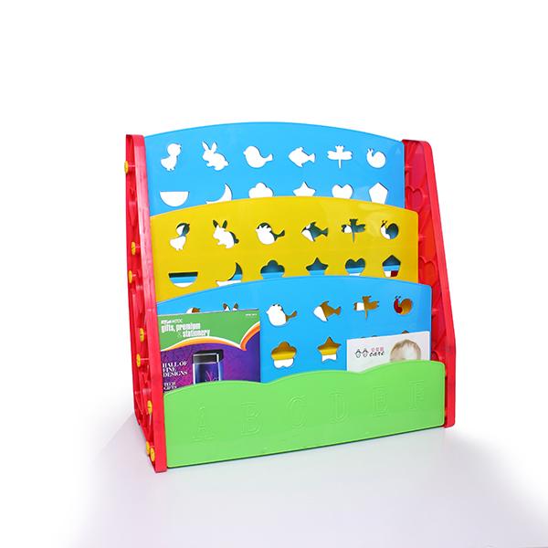 China Professional Supplier Child Bookshelf Storage