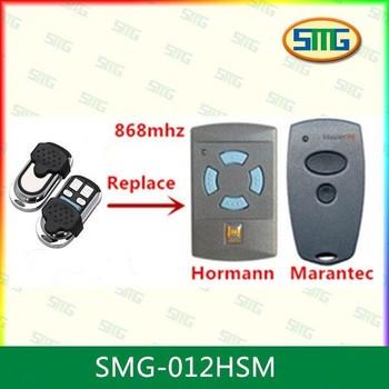 Martinmarantec Garage Door Opener Remote Control Transmitter 868