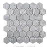 hexagon mosaic tile cheap price popular design garden outdoor sink