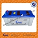 Lead acid dry charged truck battery N150 150ah with big capacity