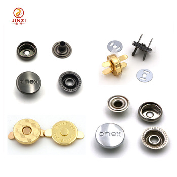 Custom Metal 4 Parts Clothing Snap Fastener/button - Buy Snap  Fastener,Decorative Snap Fasteners,Clothing Snap Fasteners Product on  Alibaba com