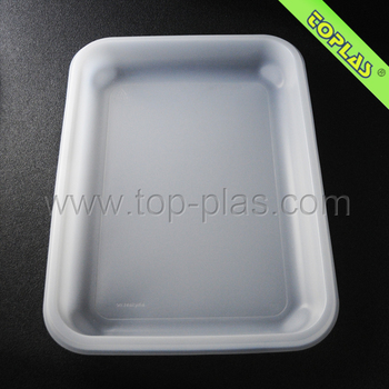 Large Rectangular Plastic Food Plates Disposable Plastic frozen Plates & Large Rectangular Plastic Food Plates Disposable Plastic Frozen ...