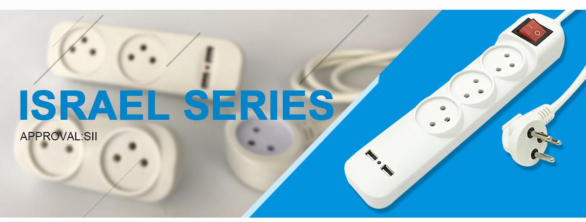 5 Mètre 4 Way secteur Plug Socket Extension Lead long 13Amp UK Plug Blanc