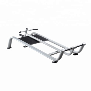 Gym Used Functional T Bar T Arm Exercise Workout Trainer Rowing Machine