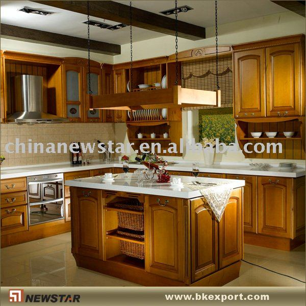Cocina armarios estilo americano cocinas identificaci n for Cocina estilo americano
