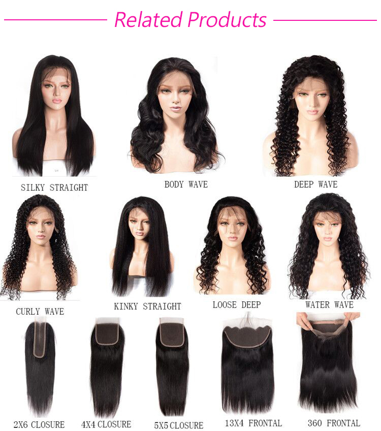 CELIE Cuticle Aligned Pre Plucked Natural Brazilian Human Hair Short 13x4 Lace Front Bob Wigs with Baby Hair