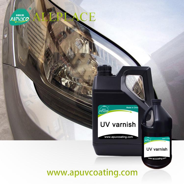 Uv Varnish Coating For Car Headlight Restoration Liquid Buy Uv