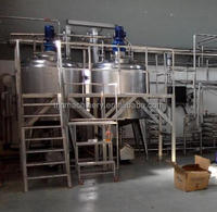Small scale milk processing/cheese manufacturing plant