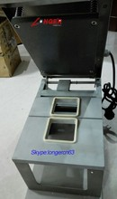 manual tray sealing machine / manual tray sealer lowest price