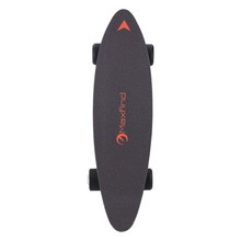 Best quality Smooth braking & acceleration 20KM 500W dual drive Carbon fiber rc skateboard electric kit