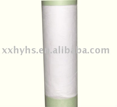 Waterproof PTFE film