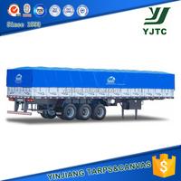 Custom Waterproof PVC Tarpaulin Truck Cover