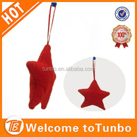 Christmas High quality wholesale big hanging star ornament