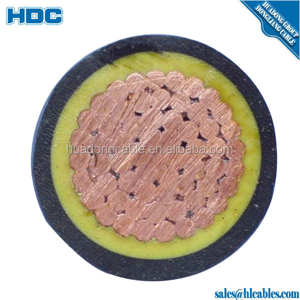Accept LC TT payment low voltage 95sqmm 185mm 240mm armored xlpe Marine electrical power Cable