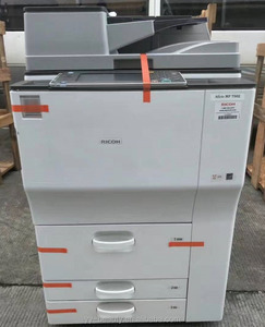 RICOH MP9002 MP7502 Copiers, Used A3 Duplicator for sale
