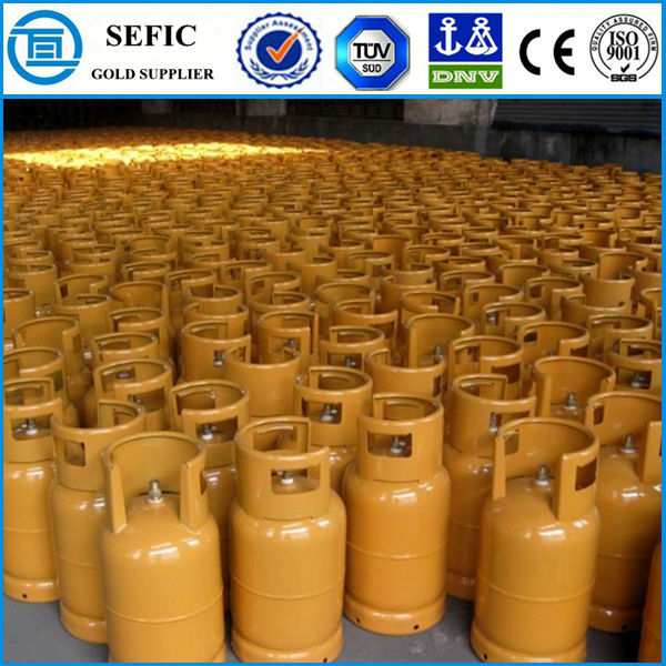 Cooking Used Gas Cylinder LPG Cylinder LPG Cylinder For Sale