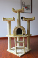 2016 cat product pet toys cat tree cat house