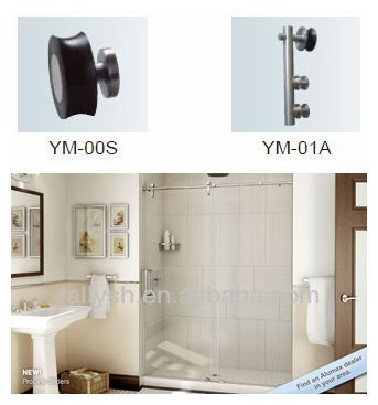 Glass Frameless Shower Door Frame Parts Buy Shower Door Frame