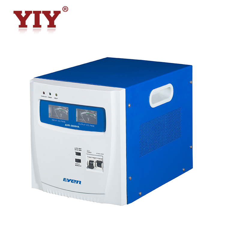 YIY Innovative Products For Import 5000W Voltage Stabilizer