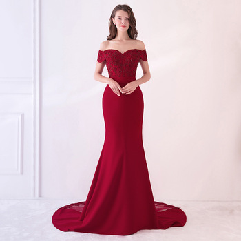 Eslieb 2019 Vestido De Velada De Abito Da Sera De Noche Largo Vestido Fiesta Vestido De Elegante Vestido De Fiesta Largo Con Cinturón Buy Vestido De