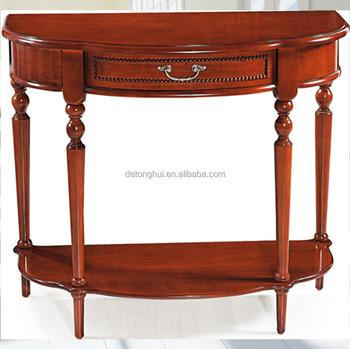 Etonnant (C 03#) NEW DESIGN Wooden Small Antique Corner Table Designs
