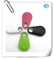 Bluetooth 4.0 wireless electric anti-lost alarm key finder wallet luggage tracker locator personal keychain