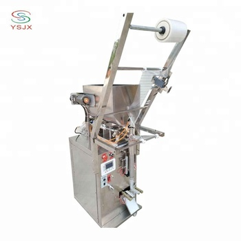 automatic pepper sauce filler packaging machine