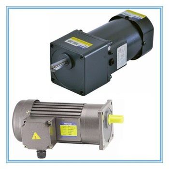 Houle 110v ac small gear reduction electric motor ac for Small ac gear motor