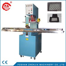 PVC plastic blister packaging closing sealing packing machine with CE certificate for Zhenjia factory