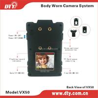 police camera dvr 1 channel mini dvr recorder from DTY,VX50