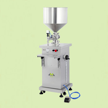 MZH-F Semi automatic gel filling machine