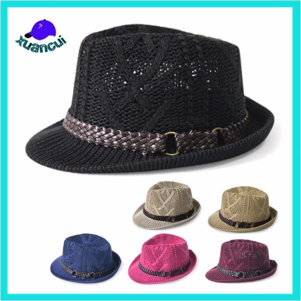 Deluxe adultos Fedora Indiana Jones trenza sombrero del algodón del  sombrero de Fedora a8dba606b8f