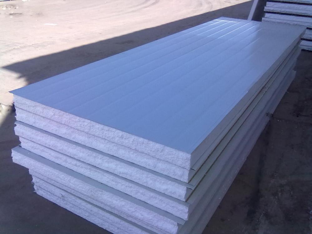 Smooth Exterior Hidden Joint Cheap Foam Insulation Panels