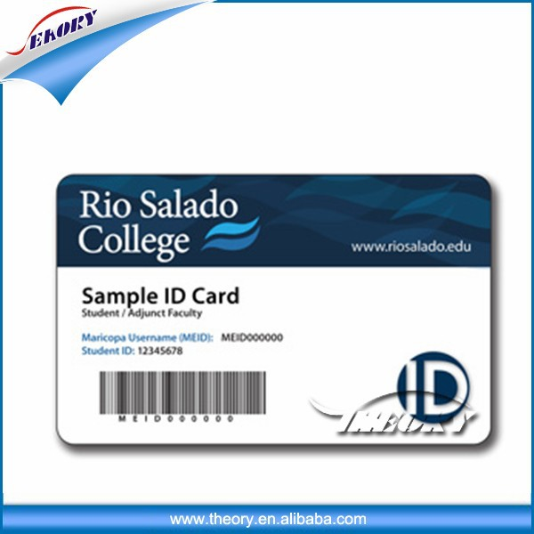 contactless ic chip card/magentic card/pvc barcode giftcard