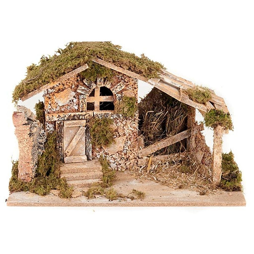 Nativity stable old style