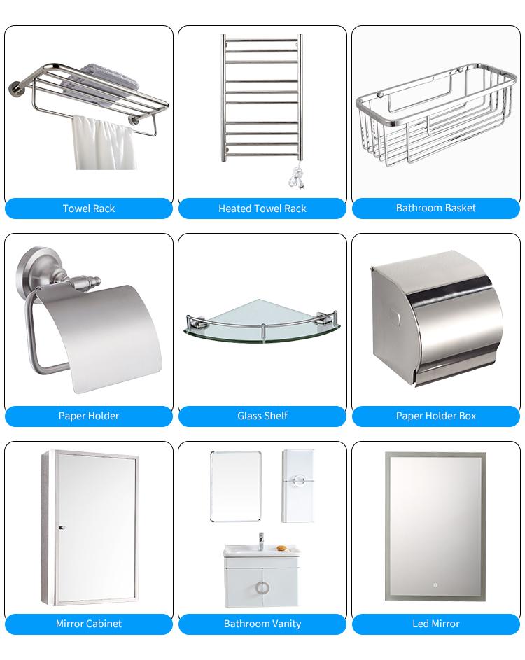 Últimos productos de tipo de pared de cocina de acero inoxidable estante de 2 niveles