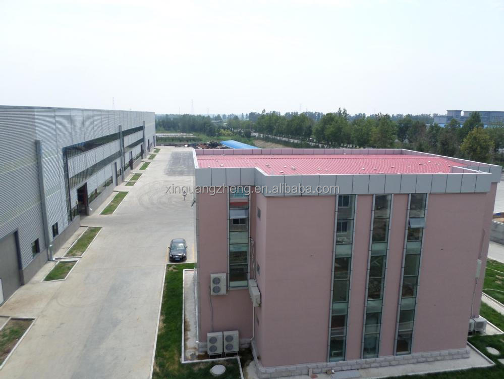 Light Steel Structure Indurstrial Prefabricated Building