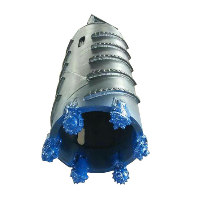 Construction Machine Excavator Core Barrel With Roller Bits for Digging Hole