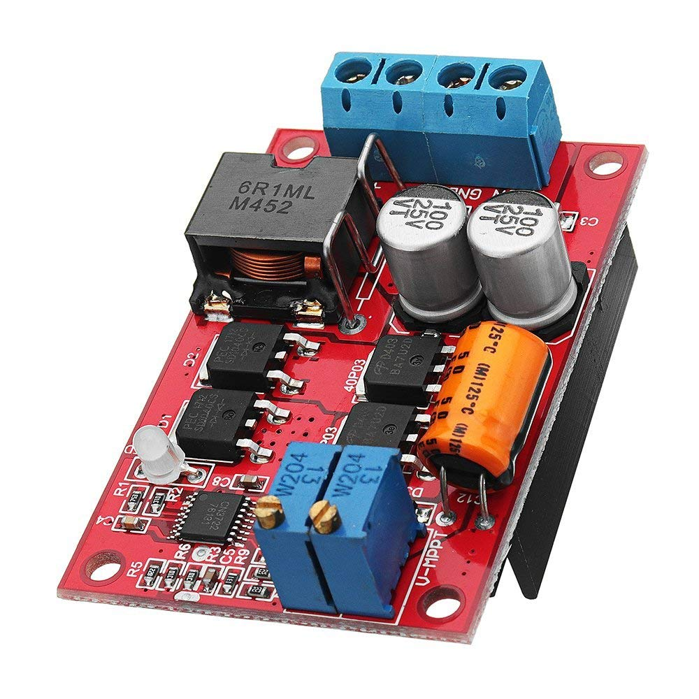 Mppt Solar Charge Controller Circuit Diagram Simple Cheap 12v Battery Charging Find Yt Module 5a Panyoton Regulator 9v 24v Automatic Switch