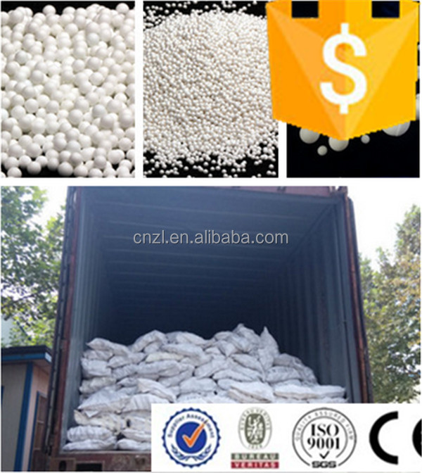 92% Al2O3 High Quality Ceramic Mill Ball Alumina Grind Ball For Indian Market laboratory grinding mill