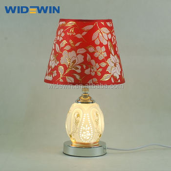 Chinese Style Table Lamp Ceramic Table Lamp Ww 0042 Buy Led Table