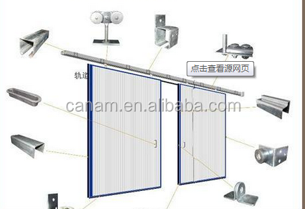 Alibaba China Manufacturer wholesale factory roller industry door