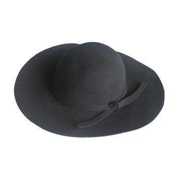 7a7636660ea621 winter wool ladies felt bucket hat blank